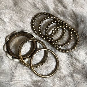 💸$5 Add On💸 Stackable Gold Rings
